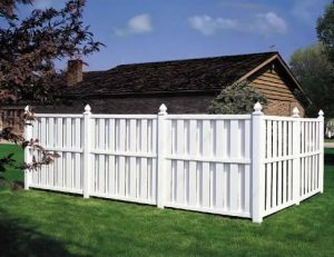 Vinyl Decorative Fencing