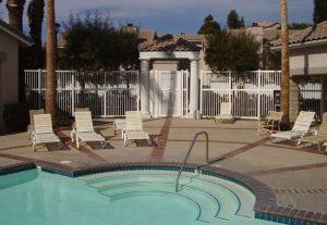 Arizona Pool Fence