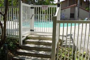 Pool Security Fence Tempe