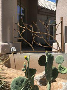 Scottsdale Arizona custom Iron Fencing